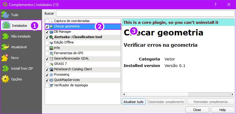 QGIS 3: O Geoprocesso Dissolve e os Erros de Edição em Dados