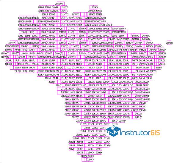 Download da Grade Sentinel-2 nos formatos Shapefile e KML/KMZ do Google Earth
