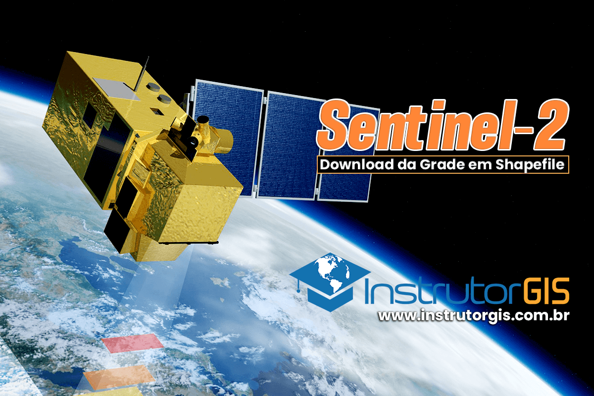 Download da Grade do Sentinel-2 no formato Shapefile
