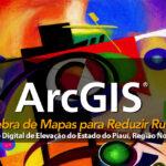 ArcGIS: Álgebra de Mapas para Redução de Ruídos no Modelo Digital de Elevação do Estado do Piauí, Região Nordeste